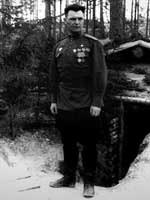Курляндия. Апрель 1945 г.